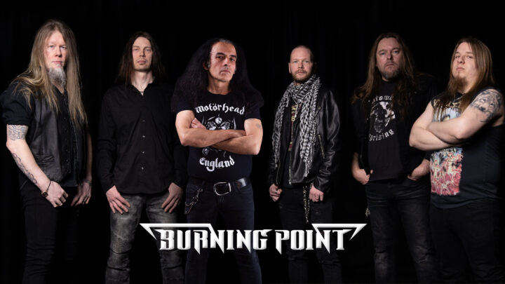 BURNING POINT – Arsonist Of The Soul (AFM Records, 2021)