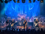 THE UNITY – «The Devil You Know – Live» – (Steamhammer/SPV, 2021)